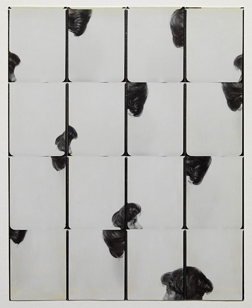 Jared Bark, Untitled (JBARK PB 1016), 1973